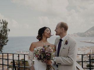 La boda de Marlin y Grant