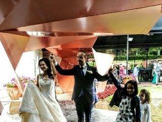 La boda de Flori  y Diego  1