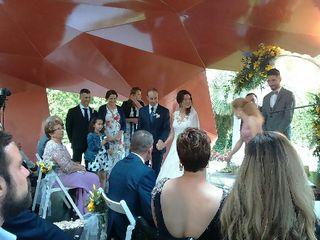 La boda de Flori  y Diego  2