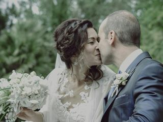 La boda de Flori  y Diego