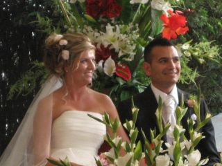 La boda de Jordi y Myriam