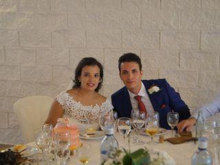 La boda de Luis Miguel  y Estrella  1