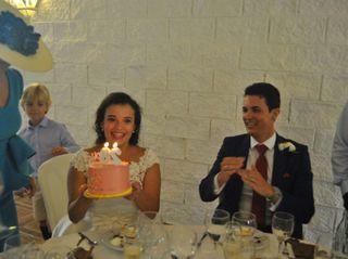 La boda de Luis Miguel  y Estrella  2