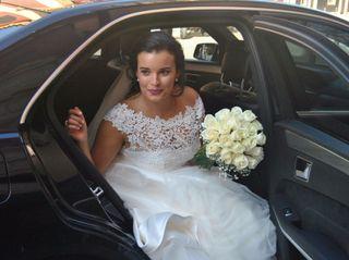 La boda de Luis Miguel  y Estrella  3