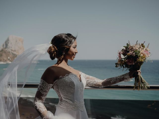 La boda de Grant y Marlin en Calp/calpe, Alicante 42