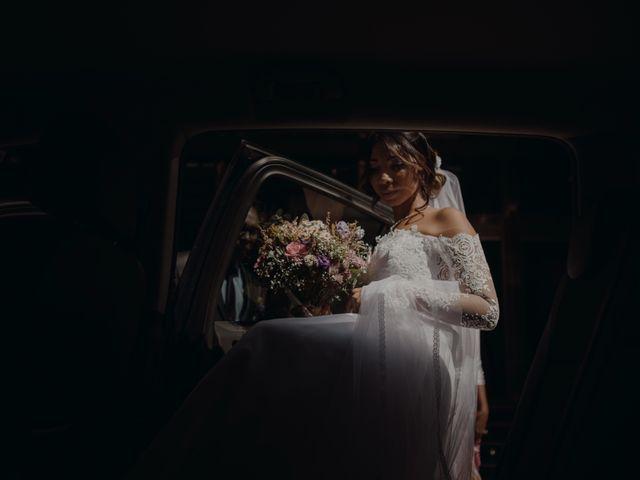 La boda de Grant y Marlin en Calp/calpe, Alicante 44