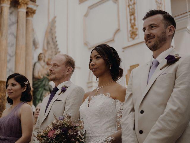 La boda de Grant y Marlin en Calp/calpe, Alicante 51