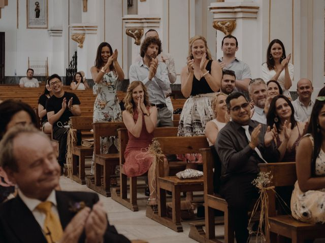 La boda de Grant y Marlin en Calp/calpe, Alicante 55