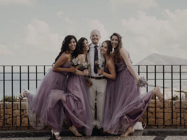 La boda de Grant y Marlin en Calp/calpe, Alicante 64