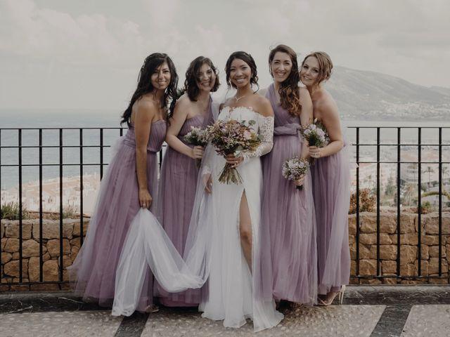 La boda de Grant y Marlin en Calp/calpe, Alicante 65