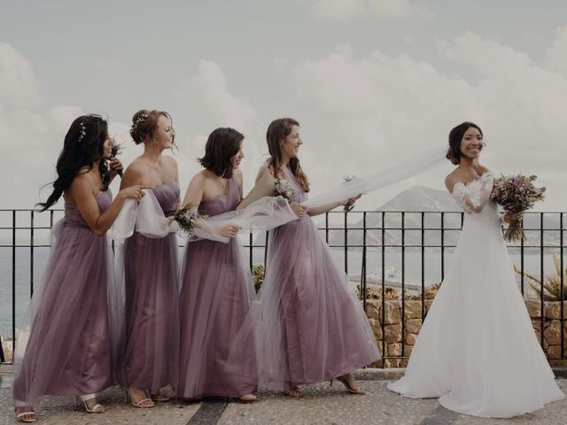 La boda de Grant y Marlin en Calp/calpe, Alicante 66
