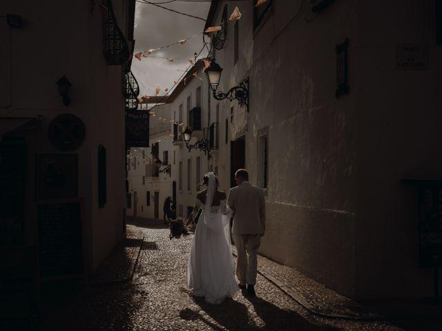 La boda de Grant y Marlin en Calp/calpe, Alicante 68