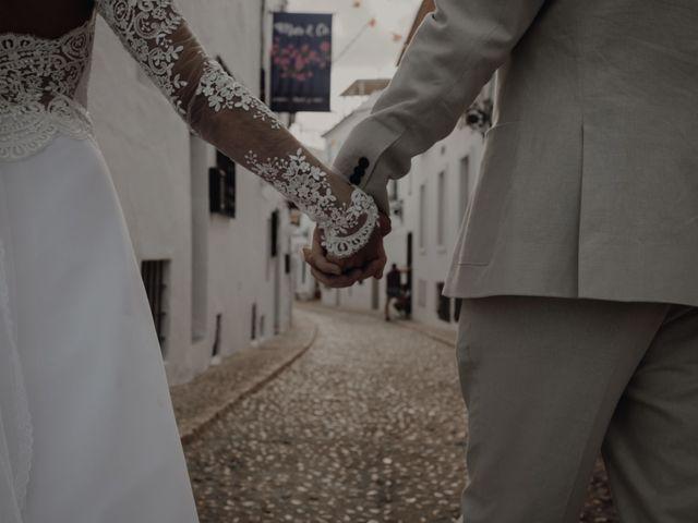 La boda de Grant y Marlin en Calp/calpe, Alicante 69