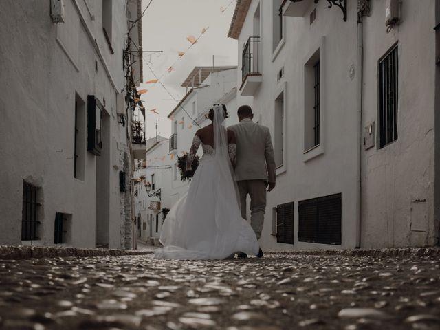 La boda de Grant y Marlin en Calp/calpe, Alicante 2