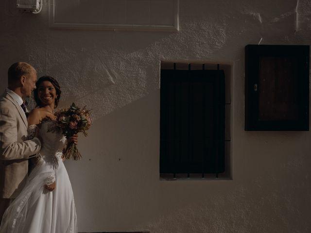 La boda de Grant y Marlin en Calp/calpe, Alicante 70