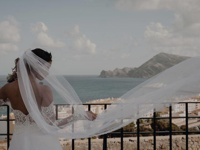 La boda de Grant y Marlin en Calp/calpe, Alicante 73