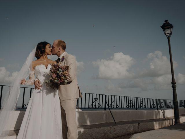 La boda de Grant y Marlin en Calp/calpe, Alicante 74