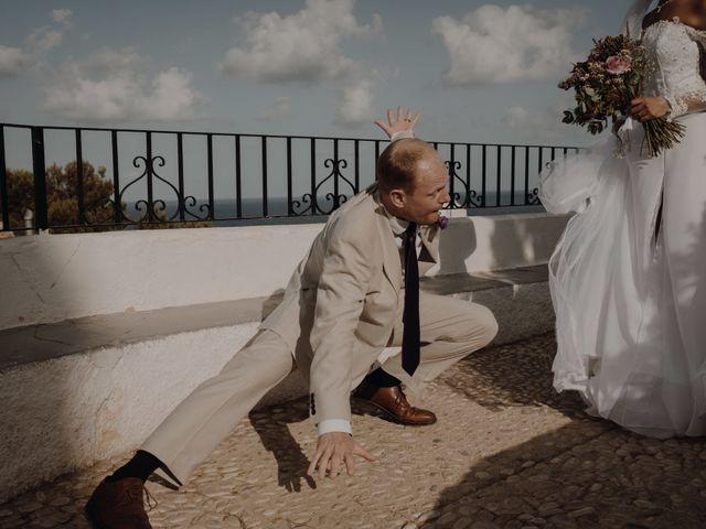 La boda de Grant y Marlin en Calp/calpe, Alicante 75