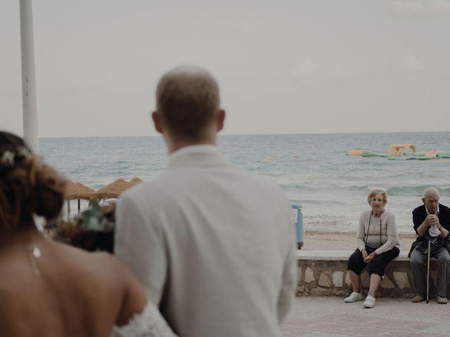 La boda de Grant y Marlin en Calp/calpe, Alicante 80