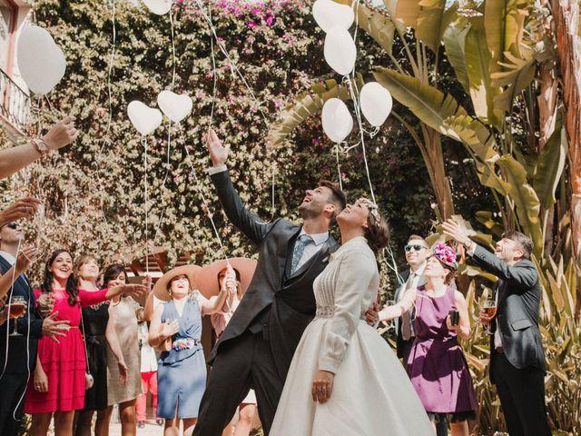 La boda de Manu y Anna en Castelló/castellón De La Plana, Castellón 13