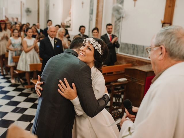 La boda de Manu y Anna en Castelló/castellón De La Plana, Castellón 28