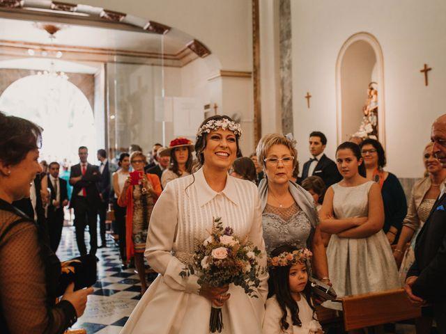 La boda de Manu y Anna en Castelló/castellón De La Plana, Castellón 38