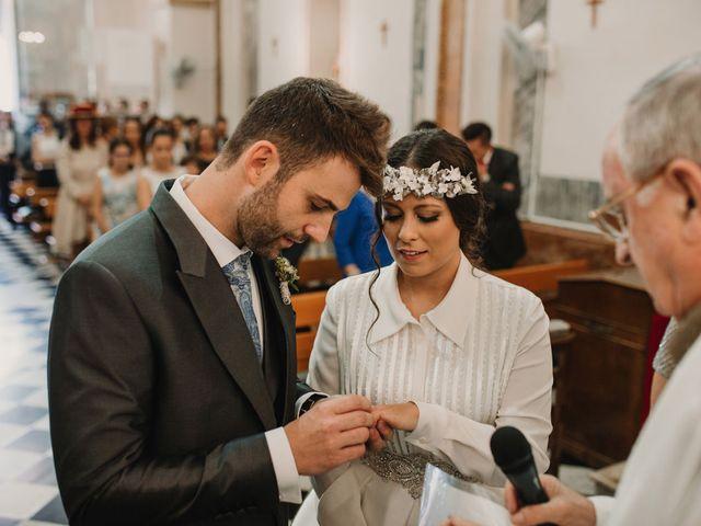La boda de Manu y Anna en Castelló/castellón De La Plana, Castellón 35