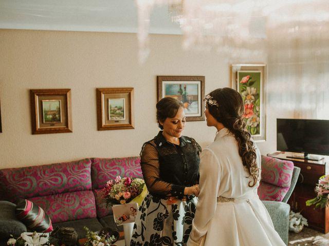 La boda de Manu y Anna en Castelló/castellón De La Plana, Castellón 43