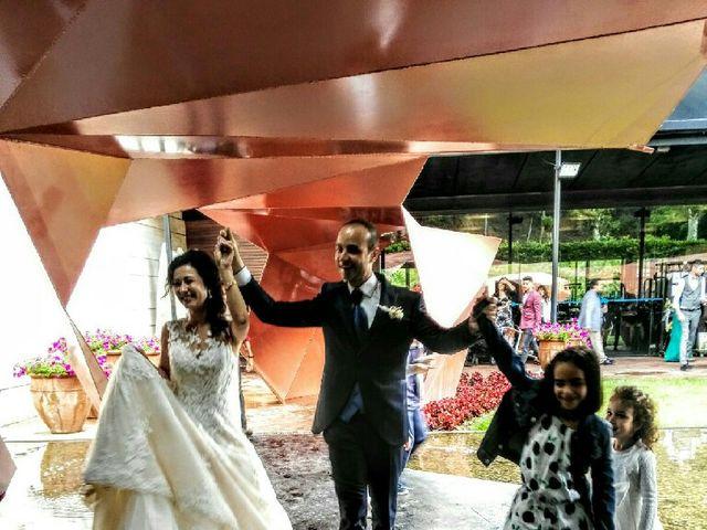 La boda de Diego  y Flori  en Santa Coloma De Farners, Girona 3