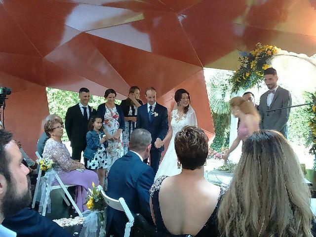 La boda de Diego  y Flori  en Santa Coloma De Farners, Girona 2