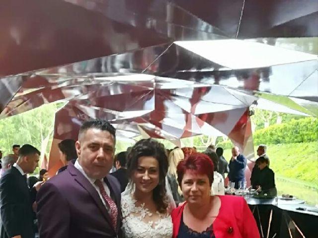 La boda de Diego  y Flori  en Santa Coloma De Farners, Girona 9