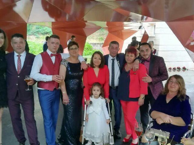 La boda de Diego  y Flori  en Santa Coloma De Farners, Girona 11