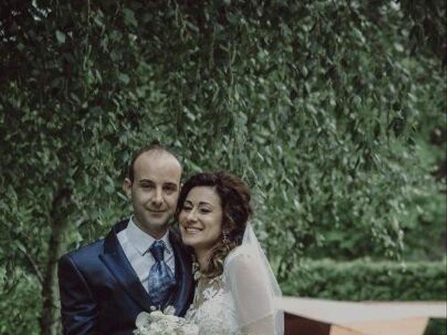 La boda de Diego  y Flori  en Santa Coloma De Farners, Girona 15