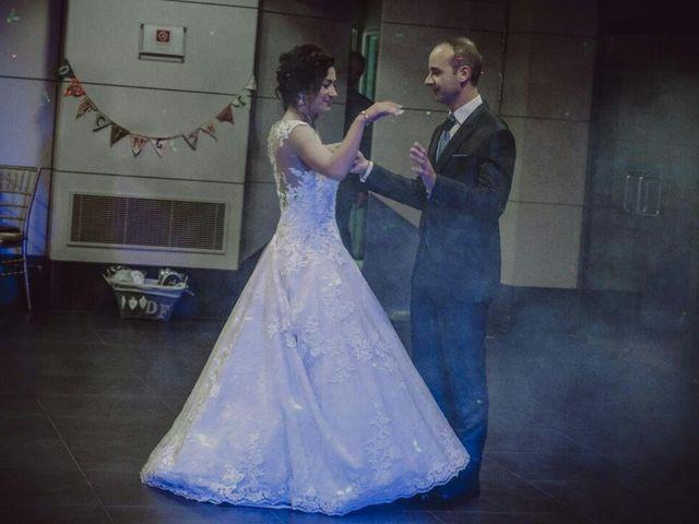 La boda de Diego  y Flori  en Santa Coloma De Farners, Girona 19