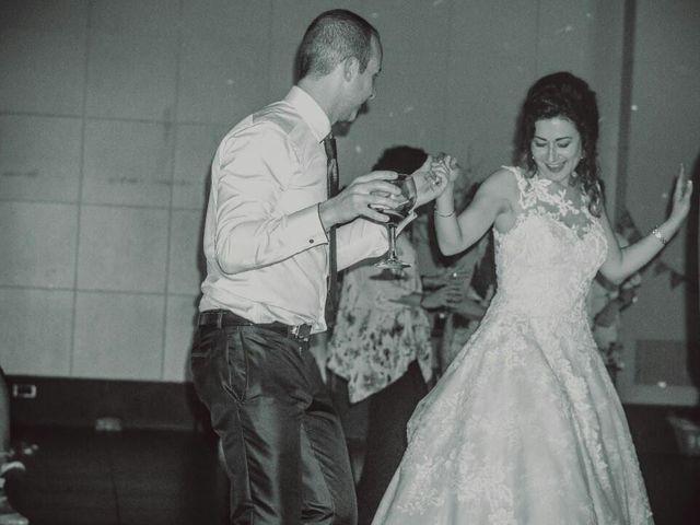 La boda de Diego  y Flori  en Santa Coloma De Farners, Girona 23