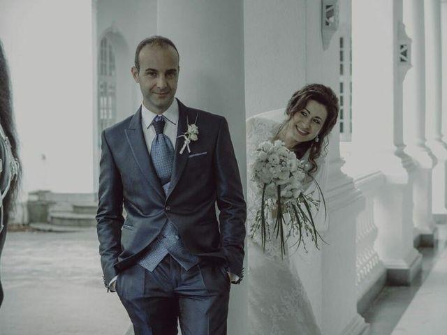 La boda de Diego  y Flori  en Santa Coloma De Farners, Girona 1
