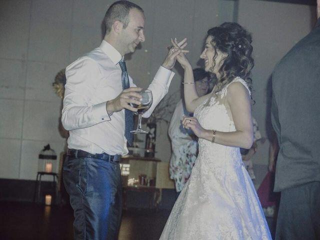La boda de Diego  y Flori  en Santa Coloma De Farners, Girona 24