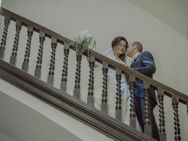 La boda de Diego  y Flori  en Santa Coloma De Farners, Girona 25