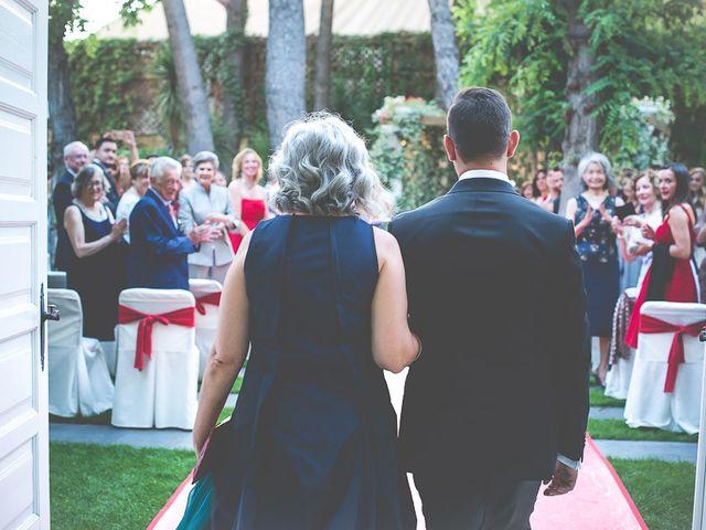 La boda de Lucas y Elena en Madrid, Madrid 27
