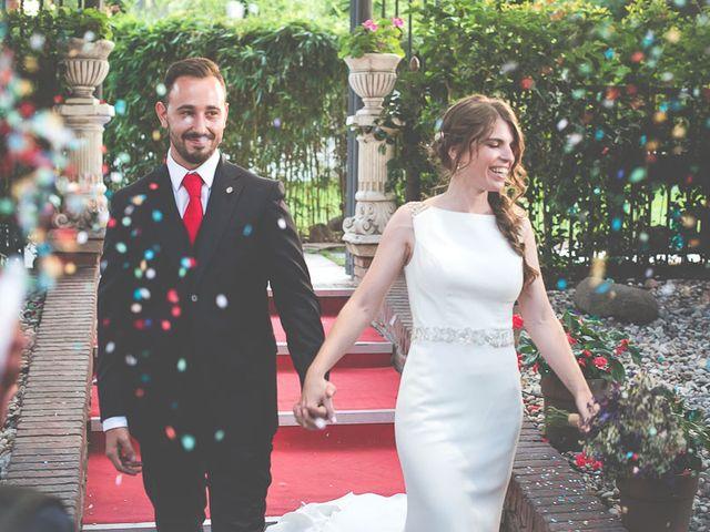 La boda de Lucas y Elena en Madrid, Madrid 47