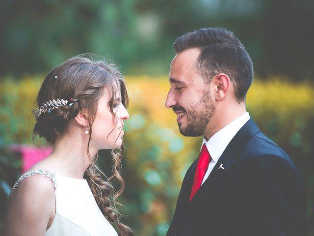 La boda de Lucas y Elena en Madrid, Madrid 49