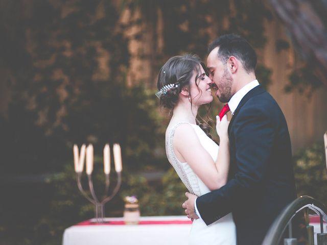 La boda de Lucas y Elena en Madrid, Madrid 51