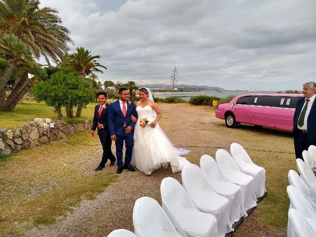La boda de Ángel  y Sonia  en Vilanova I La Geltru, Barcelona 6