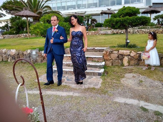 La boda de Ángel  y Sonia  en Vilanova I La Geltru, Barcelona 8