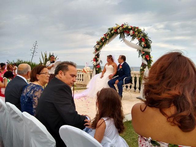 La boda de Ángel  y Sonia  en Vilanova I La Geltru, Barcelona 10
