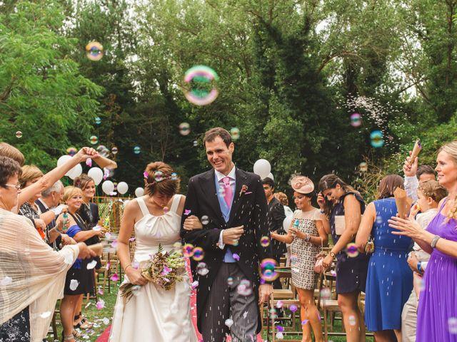 La boda de Javier y Letizia en Valdelavilla, Soria 2