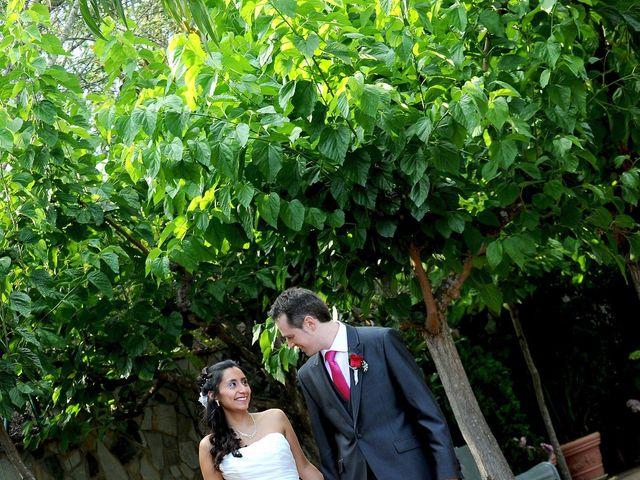 La boda de Jordi y Silvia en Tordera, Barcelona 7
