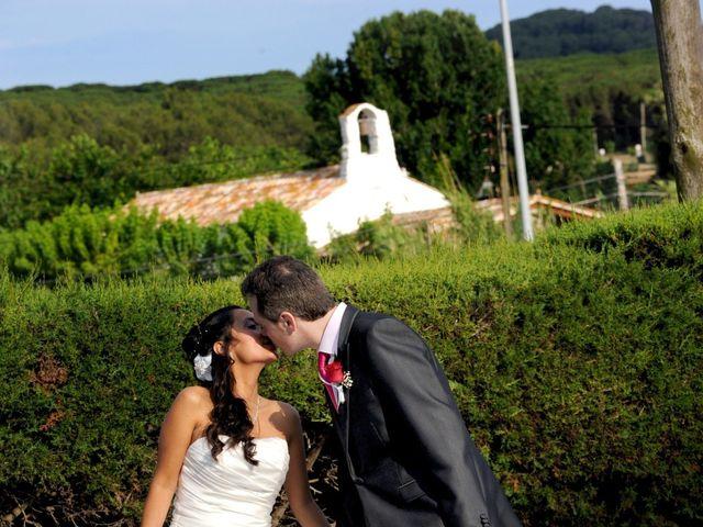 La boda de Jordi y Silvia en Tordera, Barcelona 9