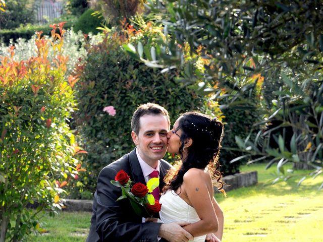 La boda de Jordi y Silvia en Tordera, Barcelona 16