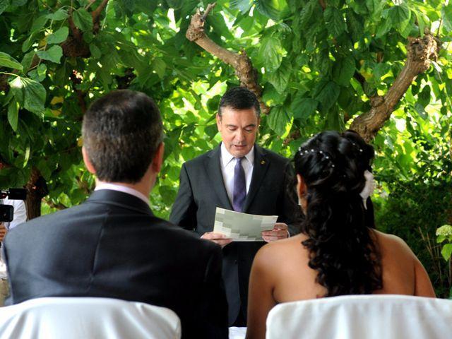 La boda de Jordi y Silvia en Tordera, Barcelona 27
